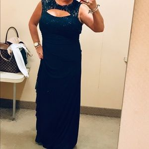 New formal gown